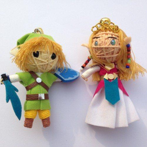 Zelda and Princess from Skyward Sword
