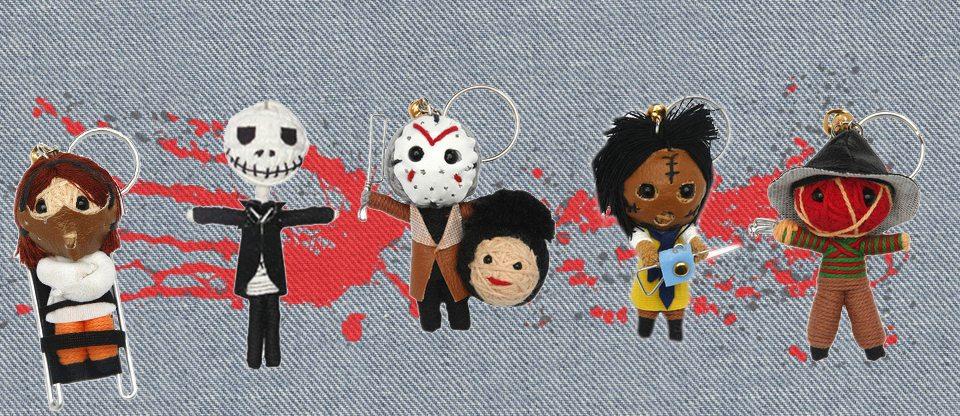 Horror String Dolls